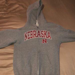 A Nebraska Sweatshirt